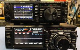 FTdx10 & FT-991A SSB Receiver Comparison