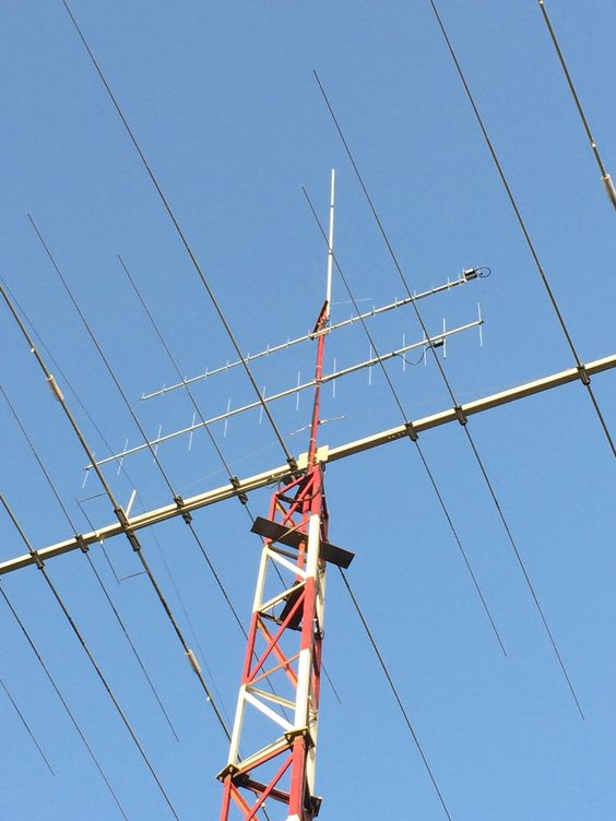 First Antenna Questions