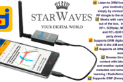 STARWAVES DRM SoftRadio App for Android now available!