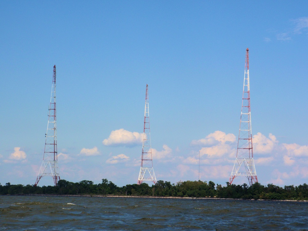 Members of the Potomac Valley Radio Club to Activate NSS for Armed Forces Day