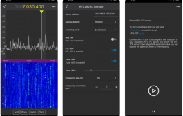 MagicSDR –  A NEW ANDROID AND IOS RTL_TCP CLIENT