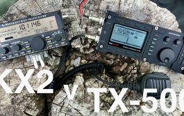 Comparing the lab599 Discovery TX-500 with the Elecraft KX2. Which one should you choose?