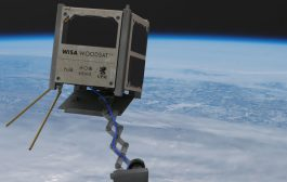 Wooden Satellite to Launch by Year's End