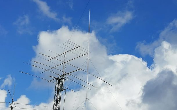 How close can Antennas be?