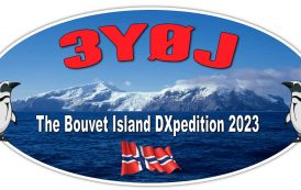 3Y0J Bouvet Island DXpedition Team Hasn't Given Up the Ship