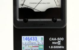 COMET CAA 500 Antenna Analyser Review
