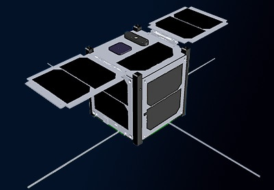 MIR-SAT1 CubeSat Expected to Deploy from the ISS on June 22