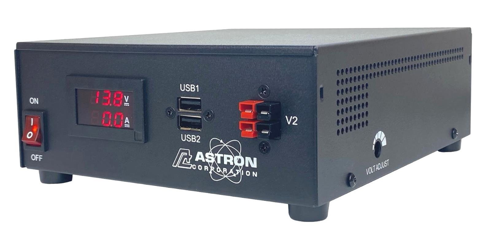 New Astron SS-30M-AP Switching Power Supply Review/Demo