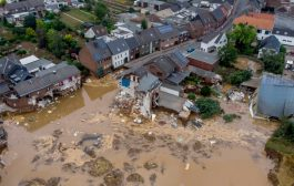 Amateur Radio Responds to Flooding in Western Europe