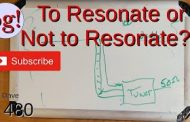 To Resonate or Not to Resonate?