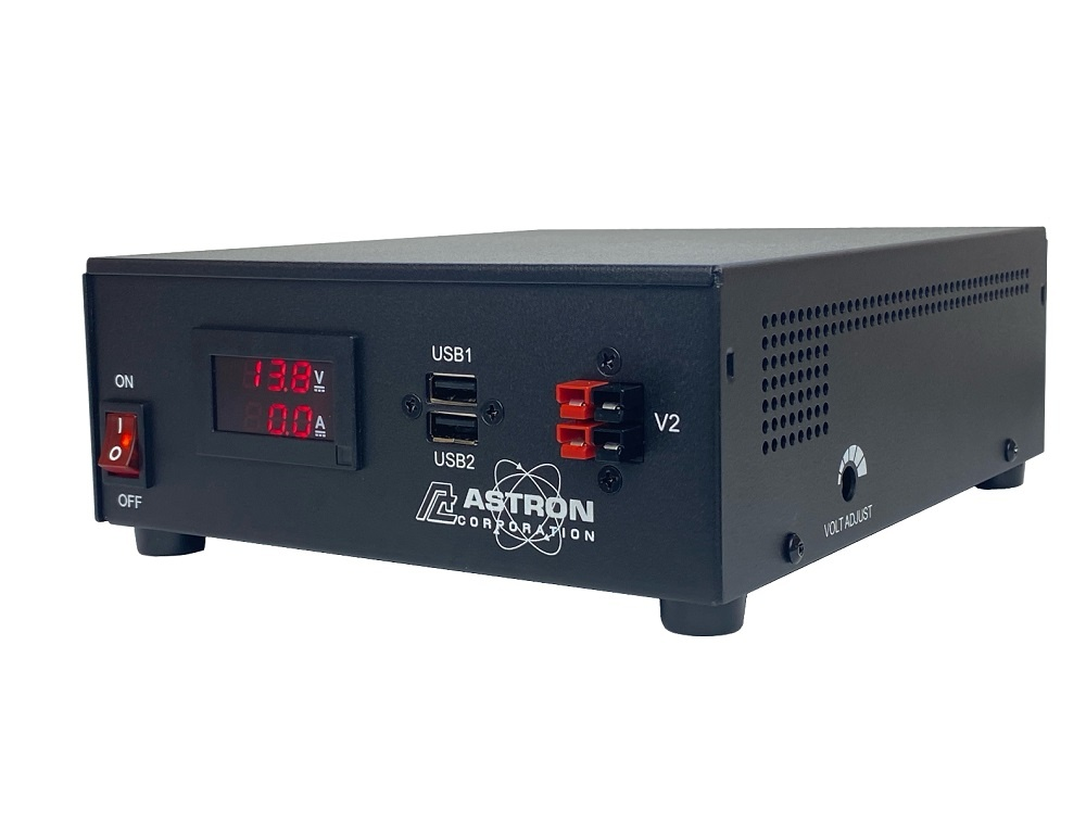 Astron SS-30M-AP Power Supply First Look!
