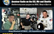 SSTV Transmissions Scheduled from ISS [ August 6 – 7 ]