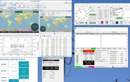 FT4 via satellite with SDR-Console and IC-705