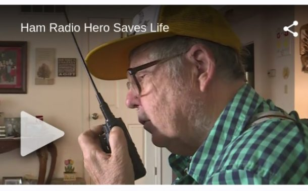 Ham Saves his Friend's Life from 500 miles away