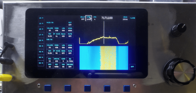 sBITX – An open source SDR that you can hack