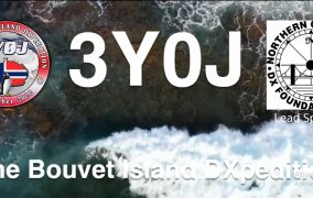 3Y0J Bouvet Island DXpedition Receives $100,000 from Northern California DX Foundation