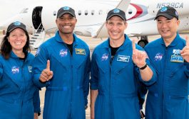 Next SpaceX Commercial Crew to ISS Comprised of Radio Amateurs