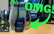 Is the Yaesu FT5D Really Waterproof? Let's Find Out!