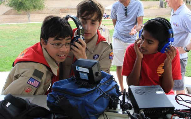 Scouting's Jamboree-on-the-Air Takes Place this Weekend, October 15 – 17