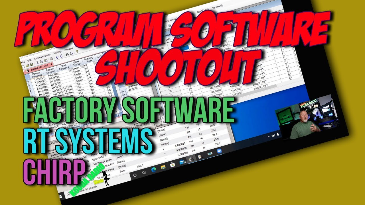 What Ham Radio Programming Software Should You use?