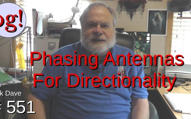 Phasing Antennas for Directionality